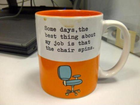 chair spins